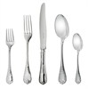 Knife 9'', Fork 7-1/2'', Salad Fork, Teaspoon, Place soup soon NEW