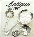 Antique Silver Logo