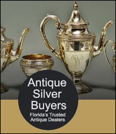 Antique Silver Buyers in Florida House Calls