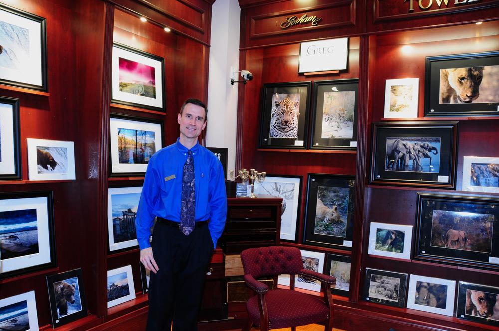 Greg Gallery
