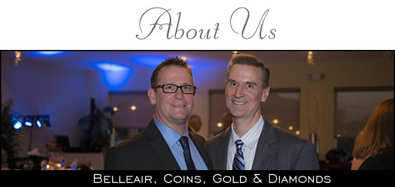 Belleair Coins, Gold and Diamonds About Us Page