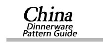 China Dinnerware Manufacturers List
