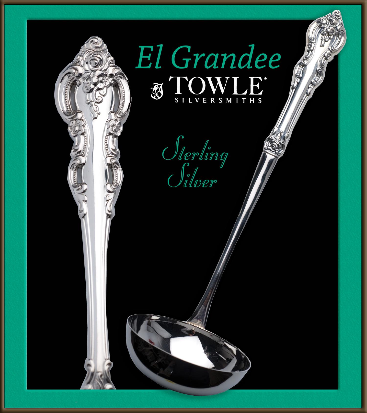 El Grandee by Towle