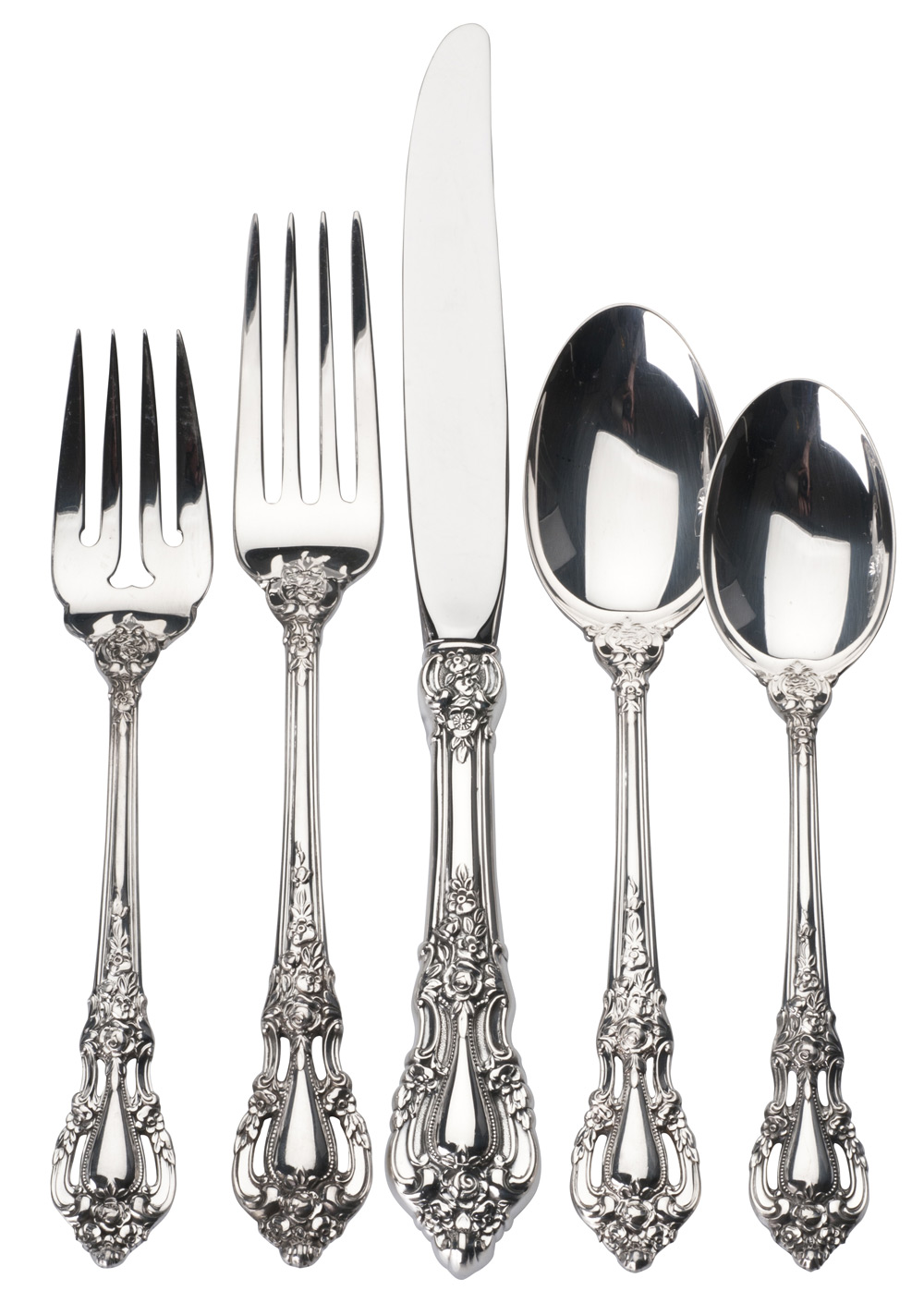 Eloquence 5 piece setting