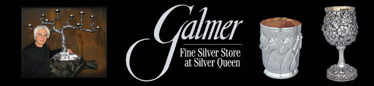 Galmer of New York Sterling Silver Store