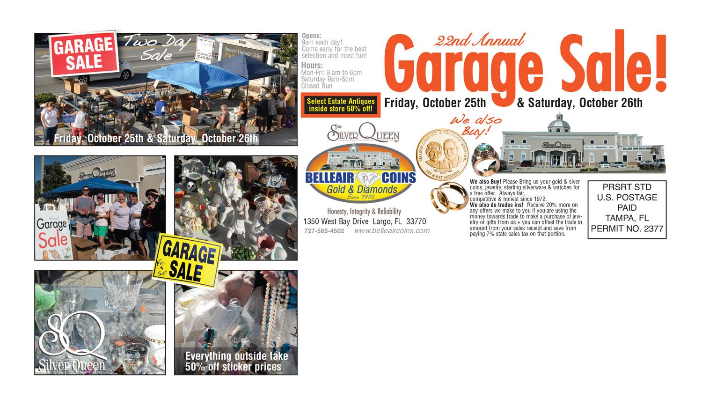Garage Sale Page 2