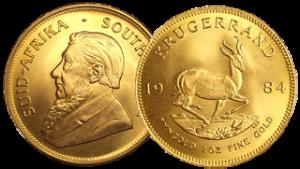 Gold-Coins-Krugerrand