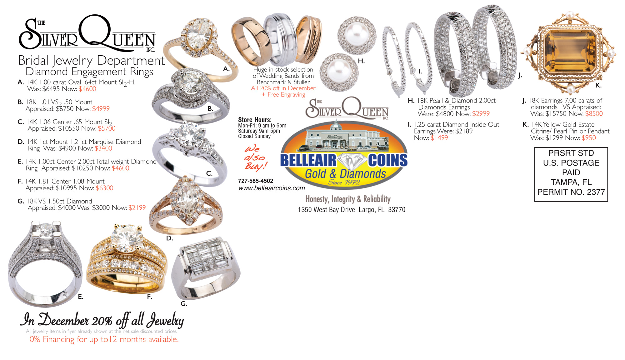 Jewelry Flyer Page 4 December 2019