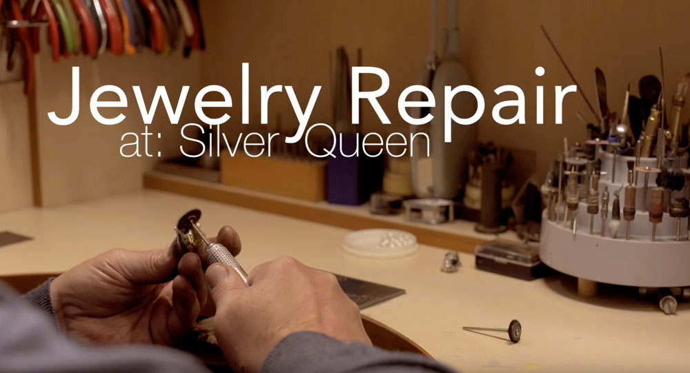 Jewelry Repair at Silver Queen