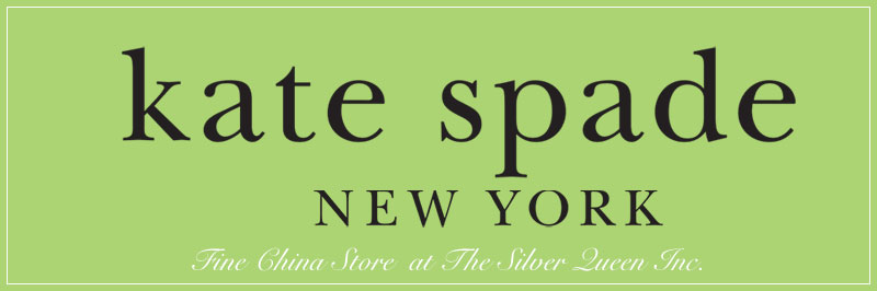 Kate Spade China Dinnerware and Gifts Store