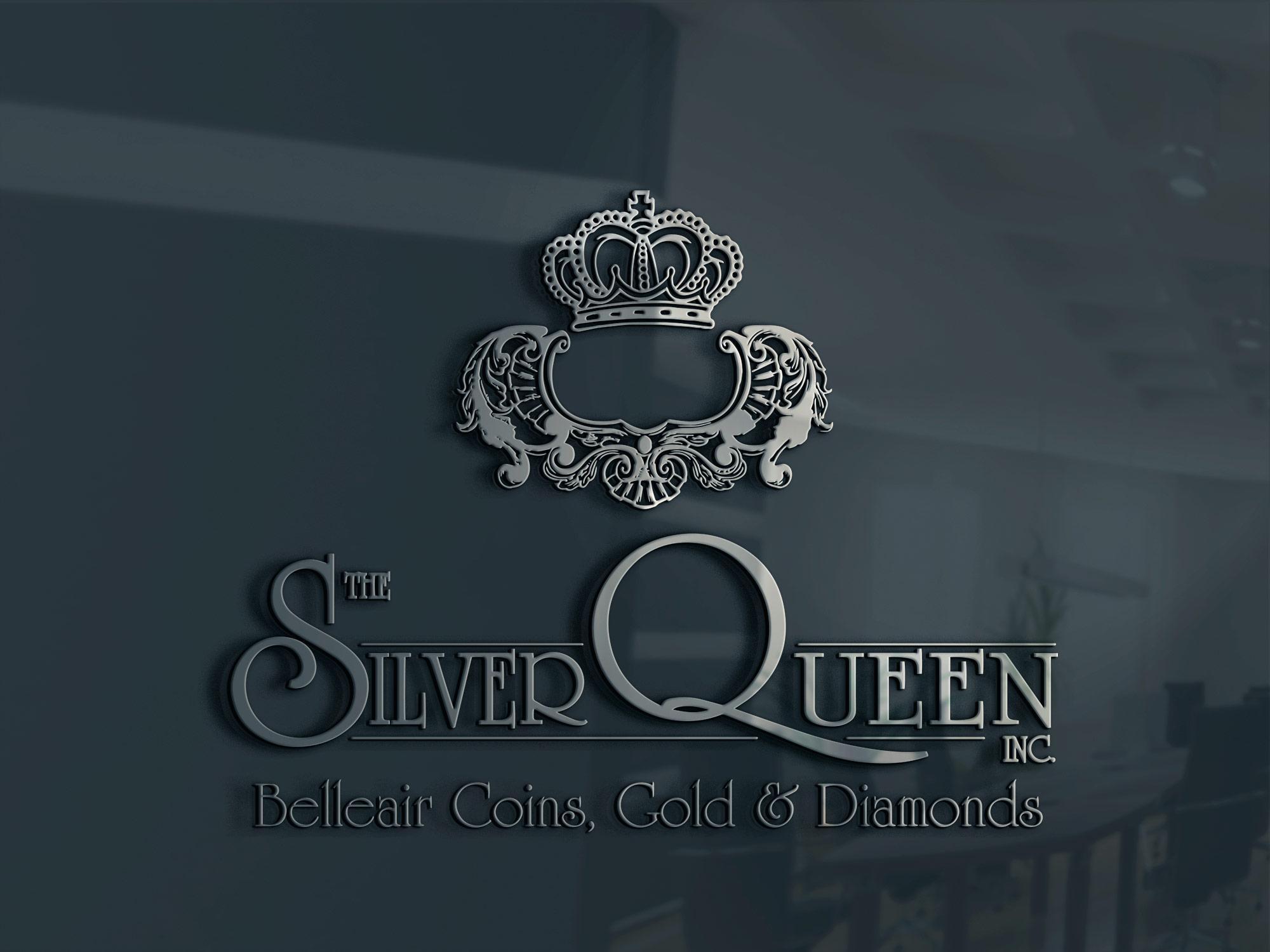 Metallic Silver Logo