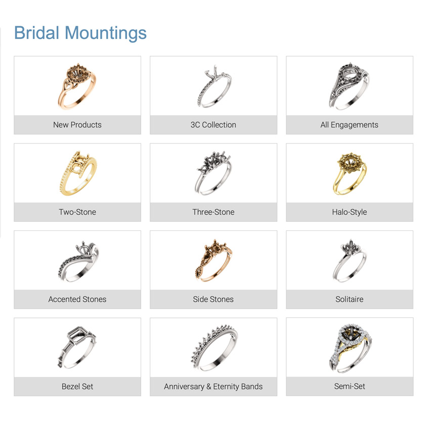 Mountings Store