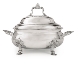 Myer Myers Soup Tureen