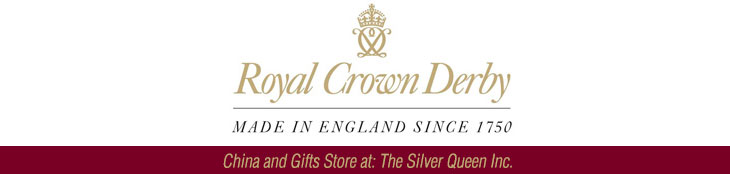 Royal Crown Derby China Dinnerware and Gifts
