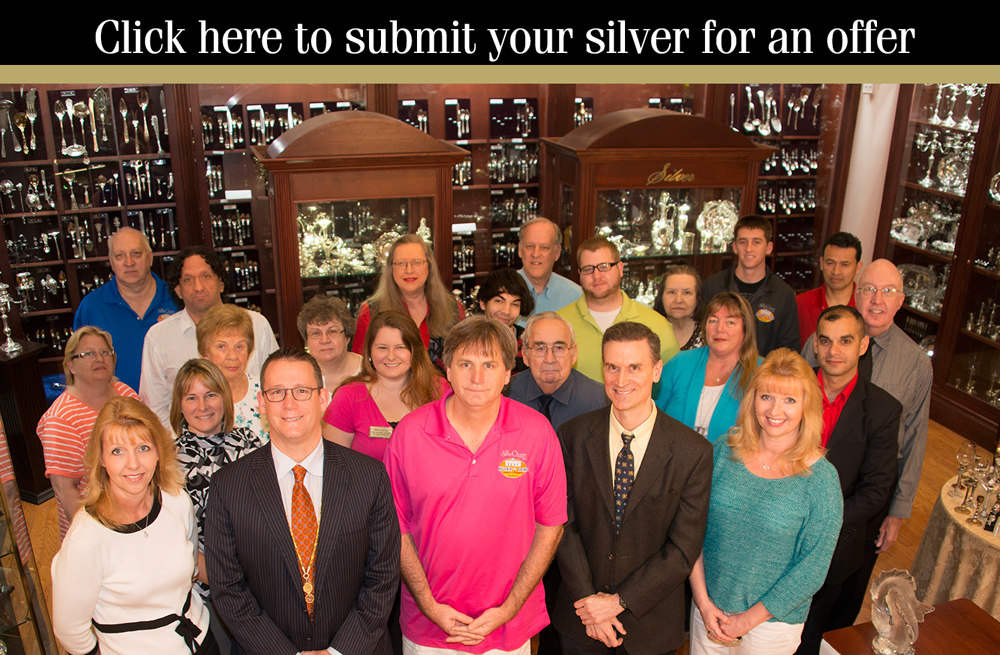 Sell your silver click here for online submission forms