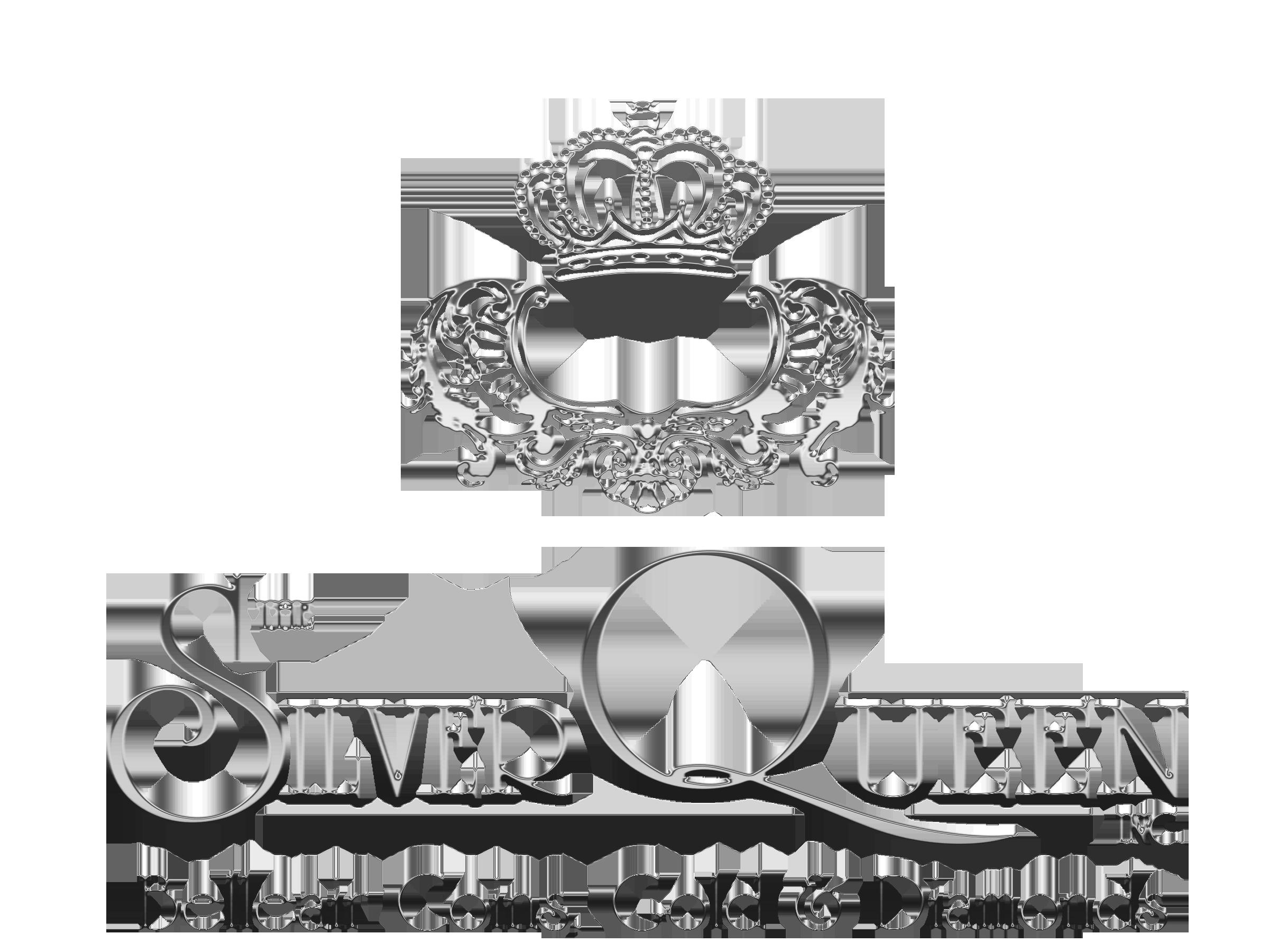 Silver Queen Logo Silver