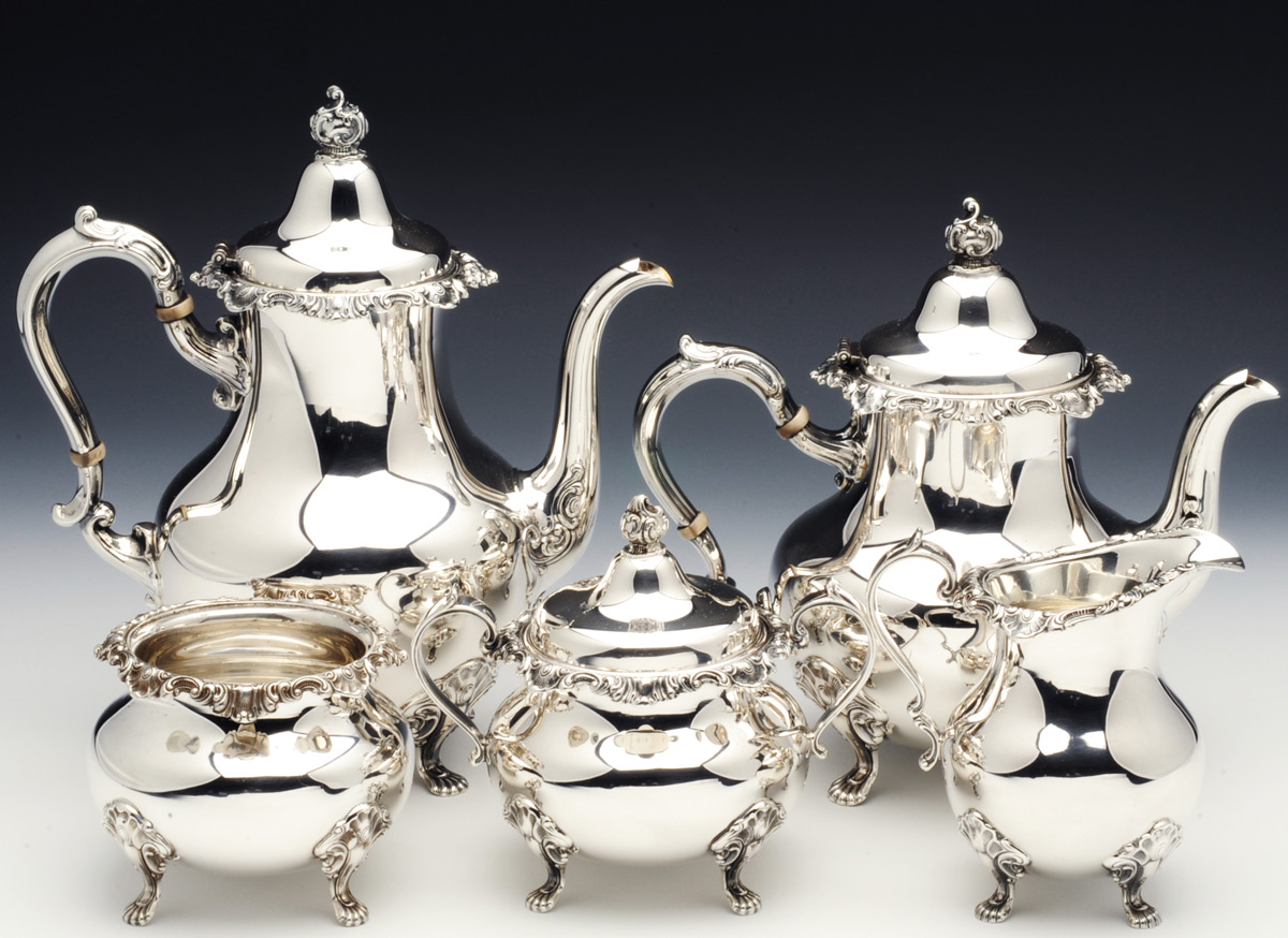 Strasbourg Tea Set