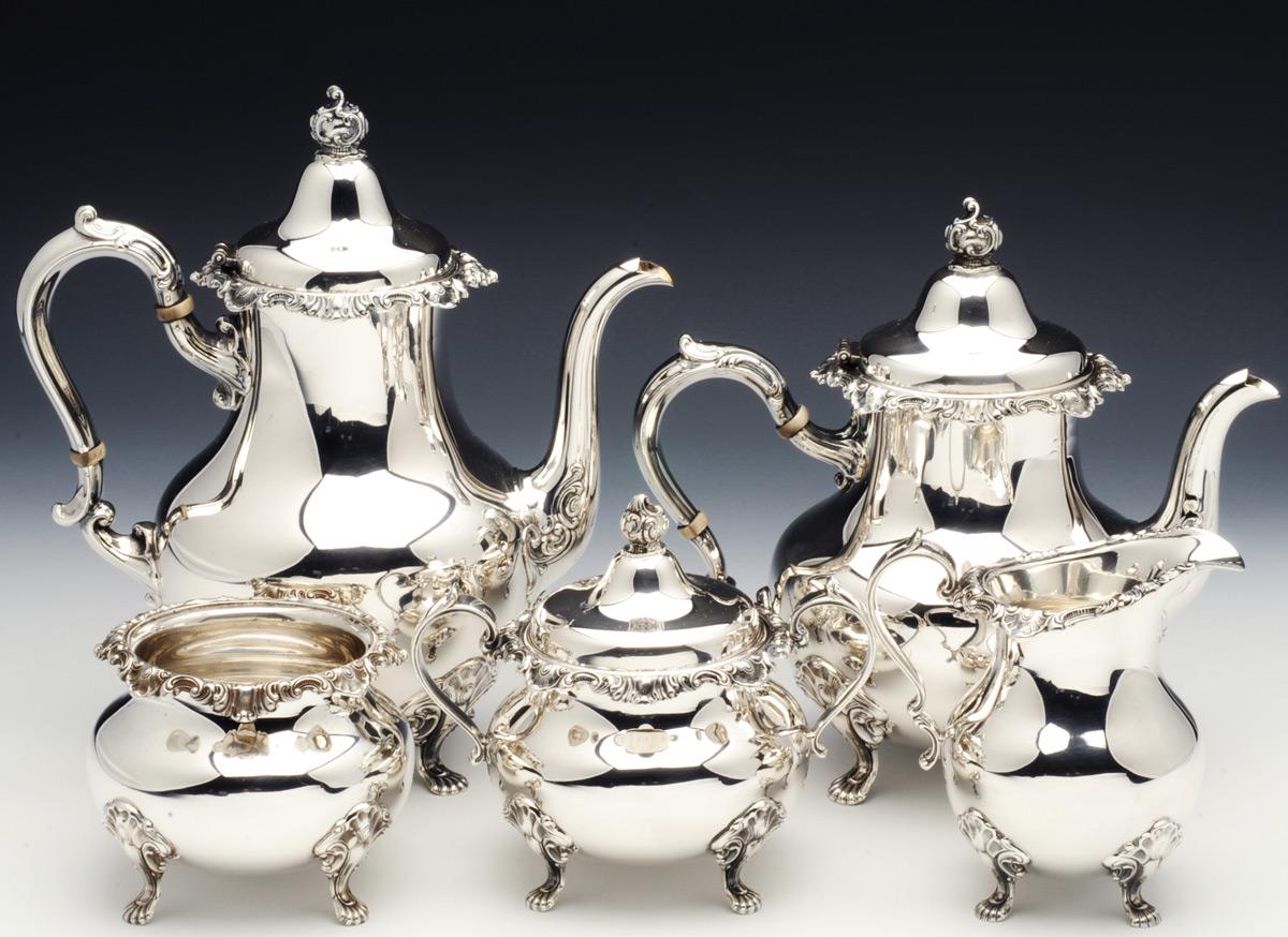 Strasbourg Tea Set