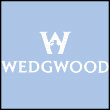 Wedgwood Logo Blue
