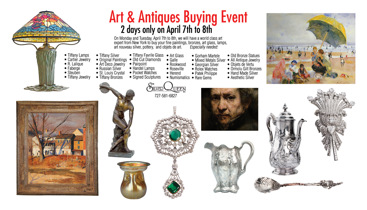 Art Buying Event