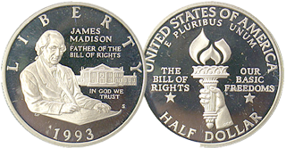 Commemorative Half Dollar