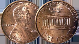 Large Penny Memorial