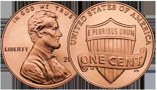 Lincoln Cent Shield