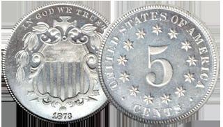 Shield Nickel