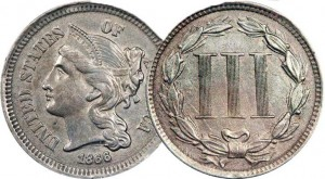Three Cent Piece
