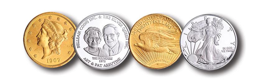 Coins Banner
