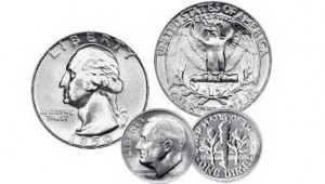 U.S. Common Silver Coins