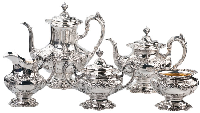 Francis Tea Set