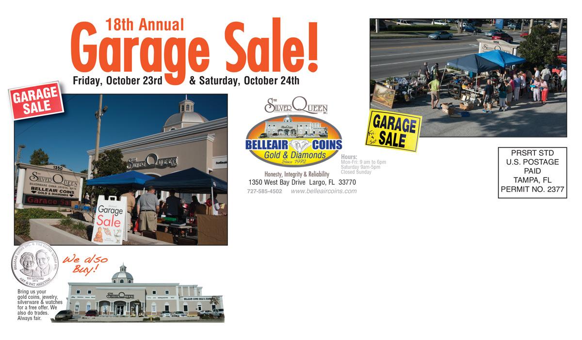 Annual Garage Sale page 2