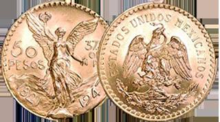 Mexican 50 Peso