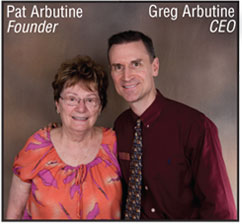 Greg & Pat