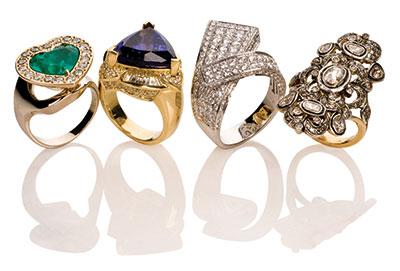 High Fashion Rings