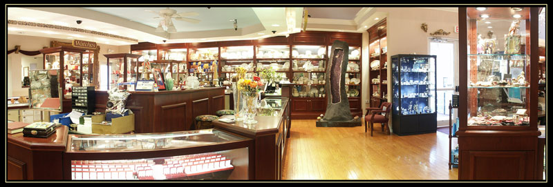 Our Jewelry Department