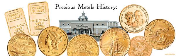 Precious Metals History