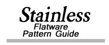 Stainless Flatware Manufacturers List