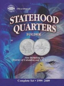 Statehood Quarters  Folder