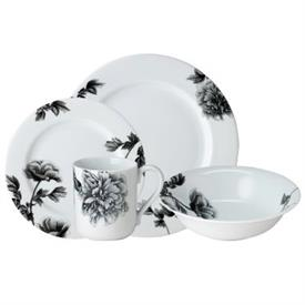 Picture of BLACK PEONY by Royal Worcester