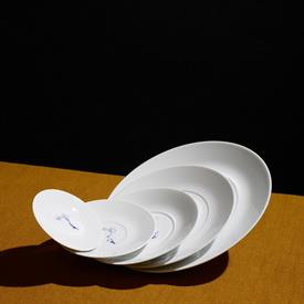 Picture of BLUE ORCHID WHITE by MEISSEN