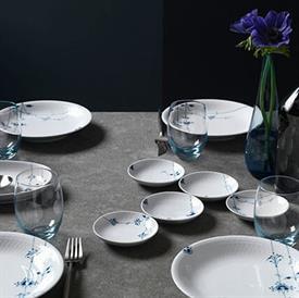 Picture of BLUE PALMETTE by Royal Copenhagen