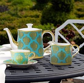 Picture of BRISTOL BELLE TURQUOISE by Royal Crown Derby