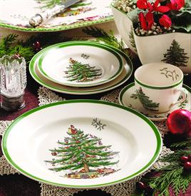 Picture of CHRISTMAS TREE DINNERWARE by Spode