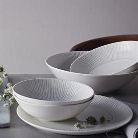 Picture of ED TAUPE STRIPE by Royal Doulton