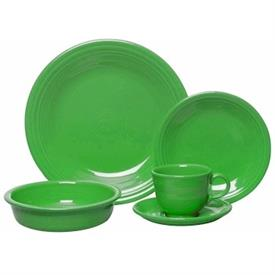 Picture of FIESTA-MEDIUM GREEN by Homer Laughlin China