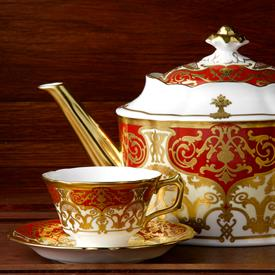 Picture of HERITAGE RED & CREAM by Royal Crown Derby