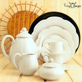 Picture of NYMPHEA WHITE by Royal Limoges