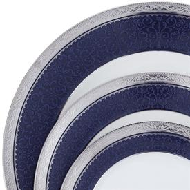 Picture of ODESSA COBALT PLATINUM by Noritake